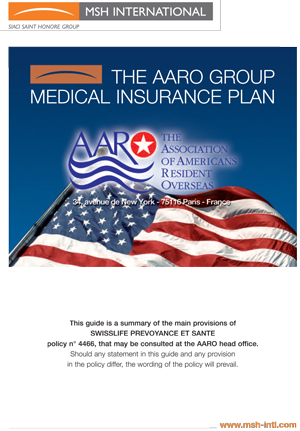 AARO Brochure 2017 cover